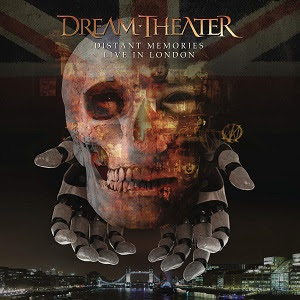 Dream Theater Distant Memories - Live in London Review