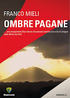 Copertina del romanzo Ombre pagane