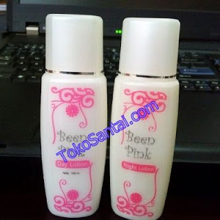 Been Pink Body Lotion Pemutih BPOM