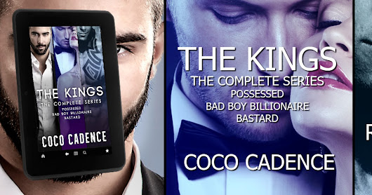 New Release: The Kings - Boxed Set!