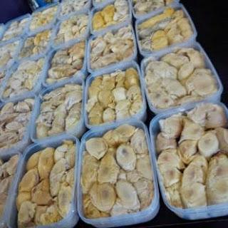Daging Buah Durian Segar Box, Maidaniipancakedurian