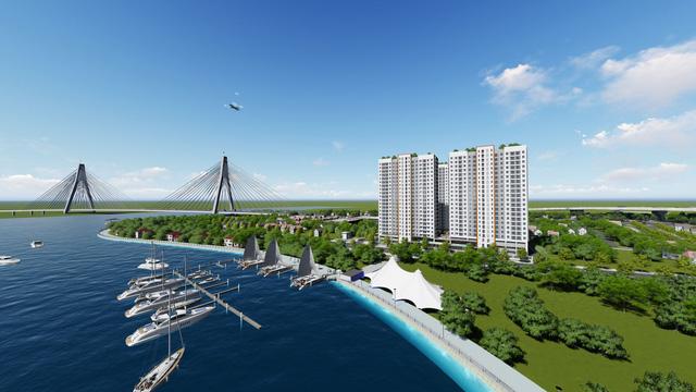 Vincity New Saigon, khu đô thị sinh thái kiểu mẫu cho người trẻ