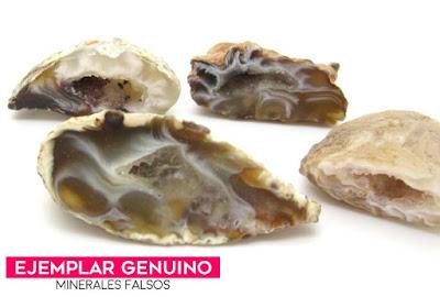 geodas naturales genuinas | foro de minerales