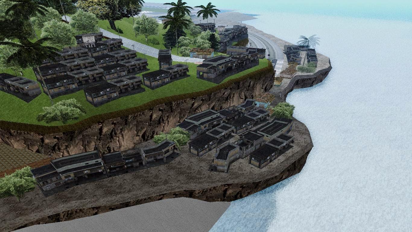 Rumah Pantai Gta San Andreas