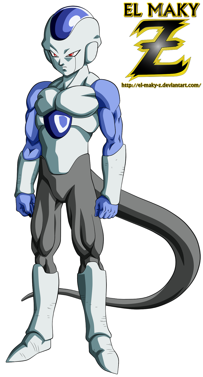 Maky Z Blog Card Frost Final Form Dragon Ball Super