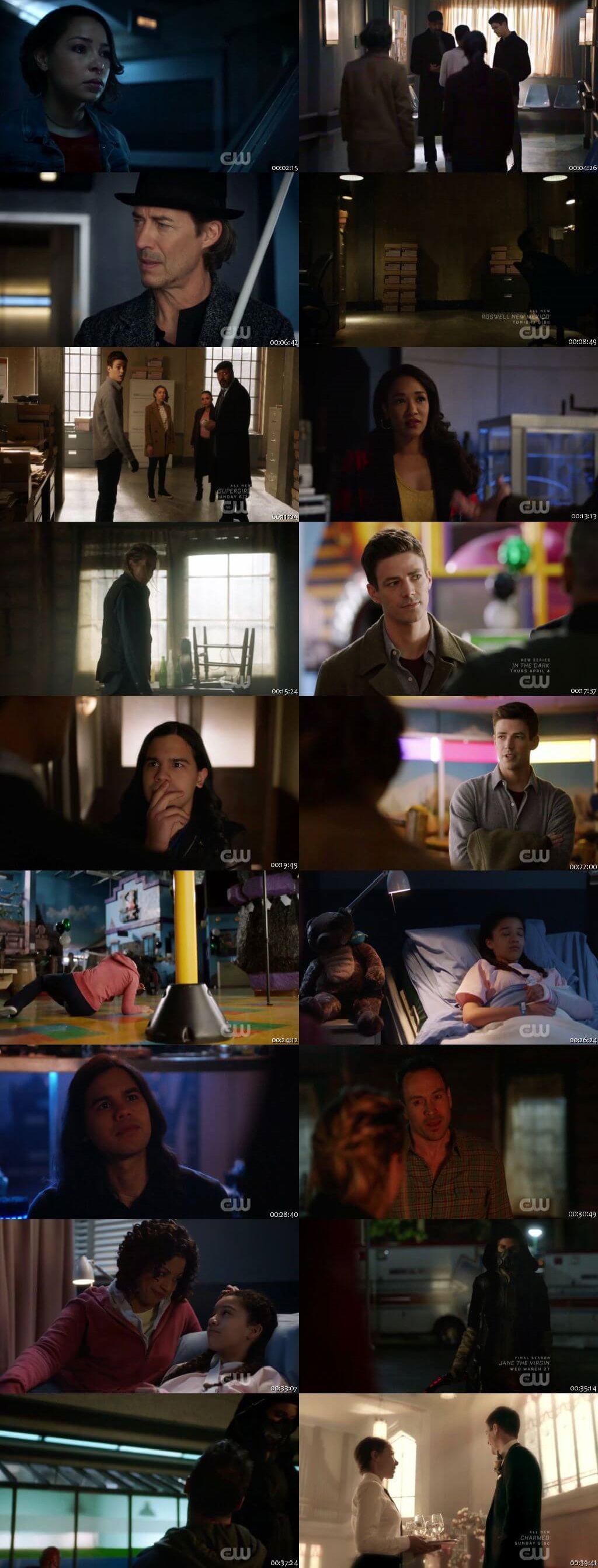 Screenshots Of English Show The Flash Season 05 Episode 17 2019 WEB-DL 720P 300MB