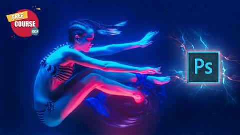 Photoshop CC 2019 - GRATUITO, Essencial, Rápido e Prático 100% Free Online Courses