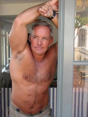 Viejos negros desnudos