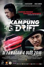 Download Film Kampung Drift (2016) DVDRip 720p Full Movie