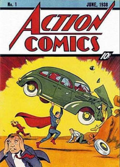 Estos son los 10 cómics más costosos de la historia