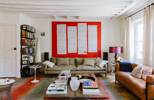 At Home With Betsy Kasha, Co-founder of A+B Kasha