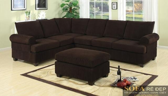 Sofa góc G010