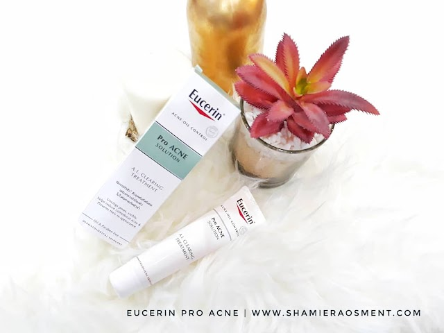 Eucerin® ProACNE Solution A.I. Clearing Treatment 14-Days Challenge!