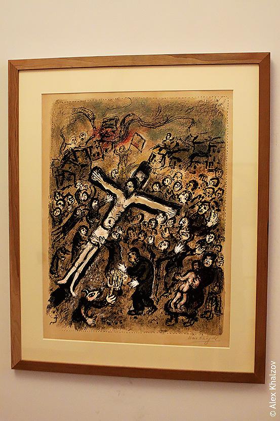 Марк Шагал в Ватикане