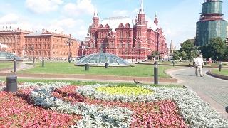 赤の広場(ロシア)写真