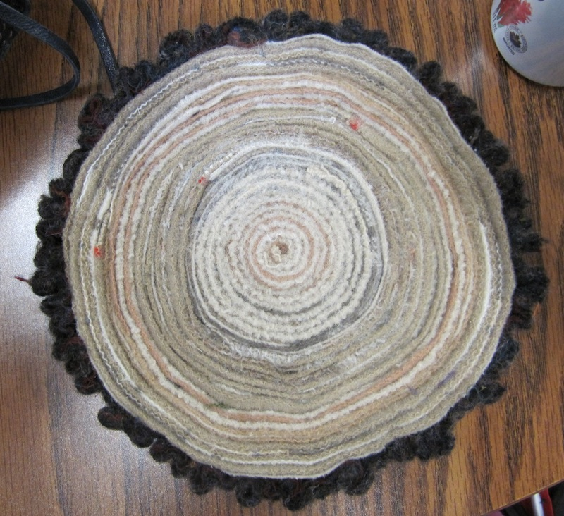 Fish Eye Rugs: Powassan