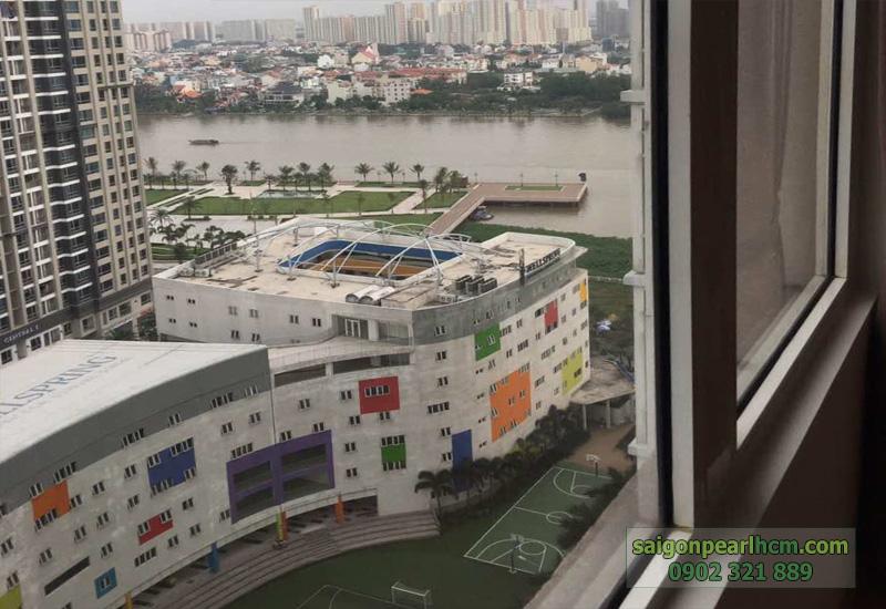 cho thuê căn hộ cao cấp Sài Gòn Pearl Bình Thạnh
