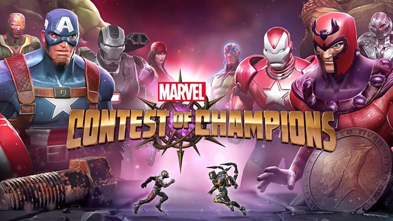 MARVEL Contest of Champions MOD APK [High Damage] +Data v7.0.0 Android