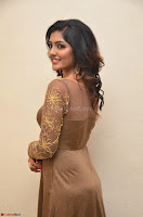 Eesha looks super cute in Beig Anarkali Dress at Maya Mall pre release function ~ Celebrities Exclusive Galleries 059.JPG