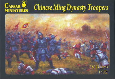 Ming Troopers Figures