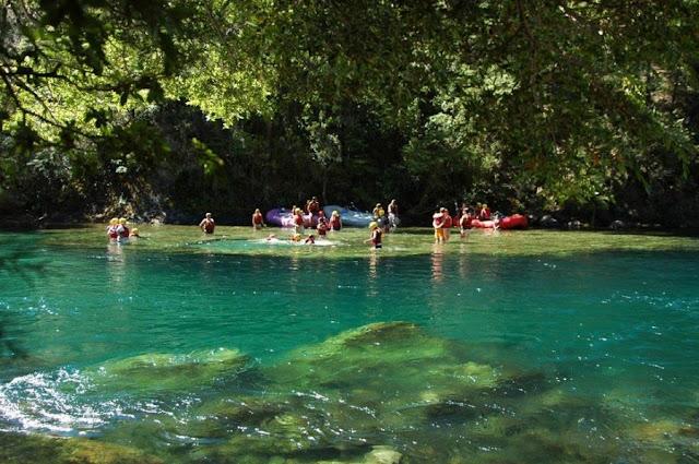 O que fazer no Rio Manso em Bariloche