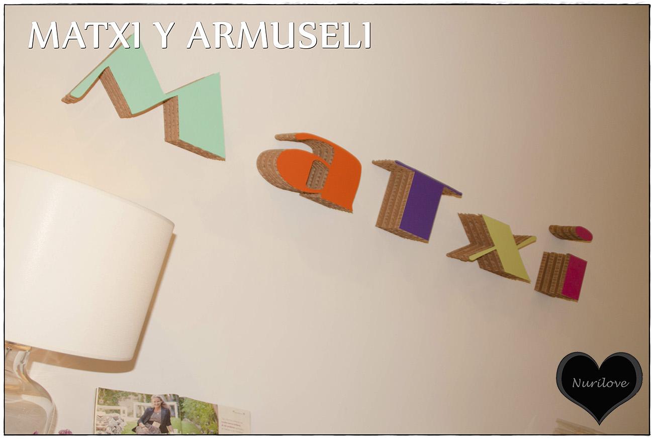 Armuseli presenta su colección en Matxi