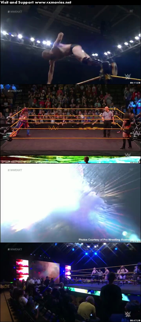 WWE NXT 22 March 2017 WEBRip 480p