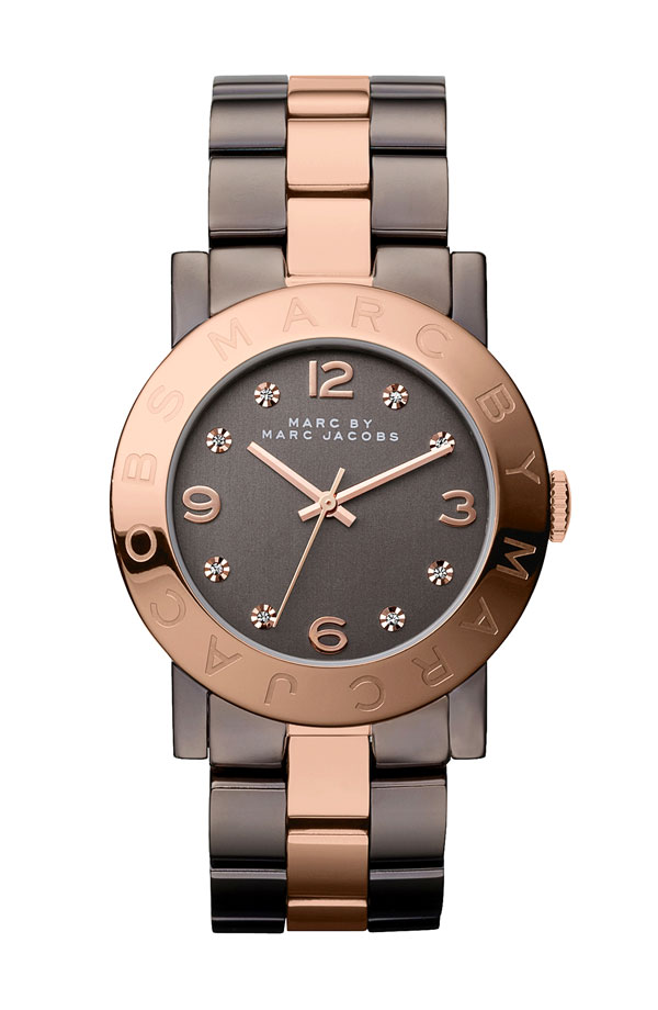 Boutique Malaysia Marc Jacobs 'amy' Crystal Bracelet Watch