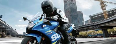 Jika Suzuki GSX-R250 masuk ke Indonesia, Bisakah Bersaing dengan R25 dan CBR250RR
