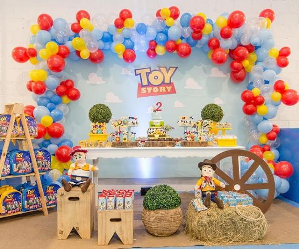 Fiesta Temática Toy Story