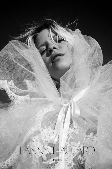 FANNY LIAUTARD créateur robe de mariée sur mesure paris