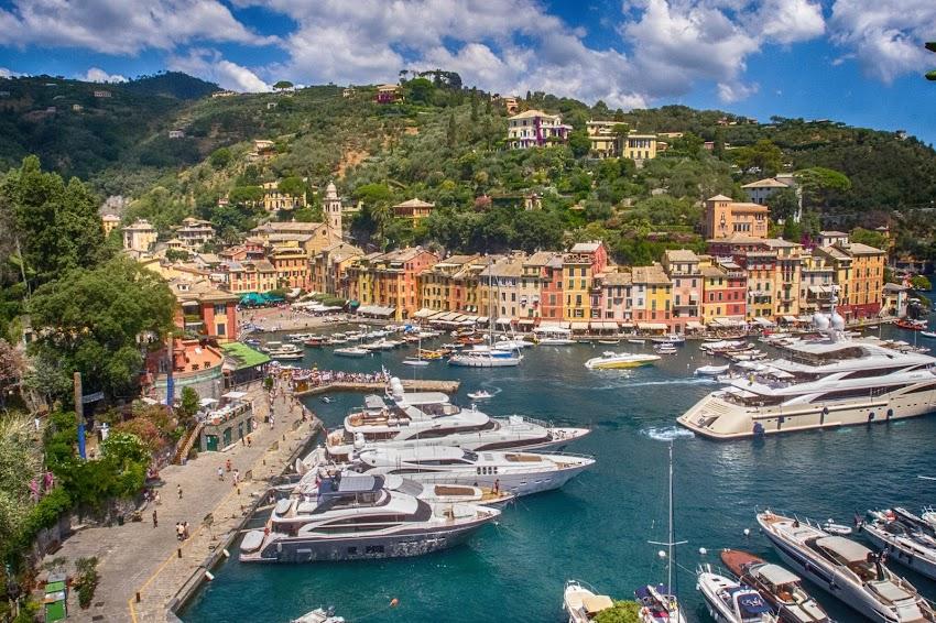 Un día en Portofino