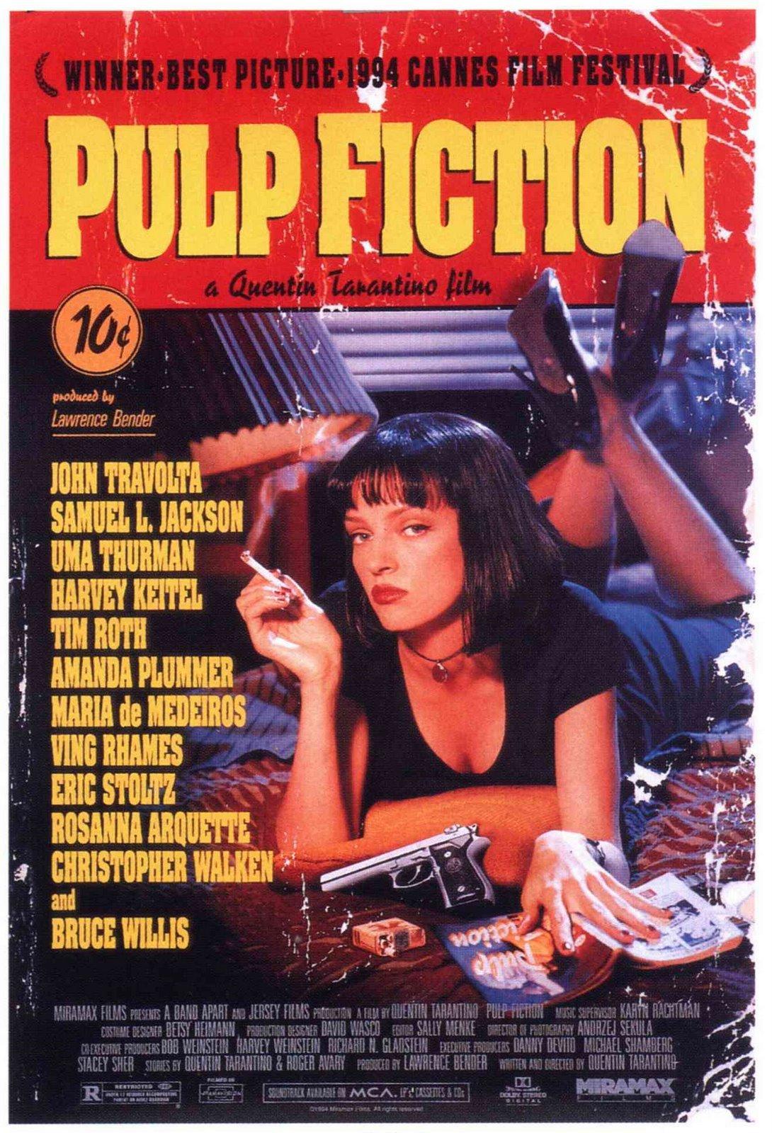 Review Pulp Fiction 1994 Epicinema