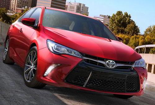 2015 Toyota Camry New Hybrid Car