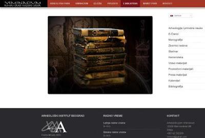 Е-библиотека Виминацијум