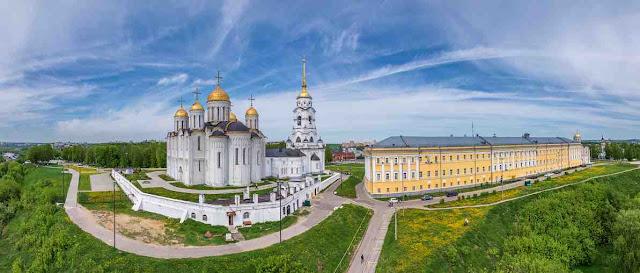 Tours al Anillo de oro de Rusia