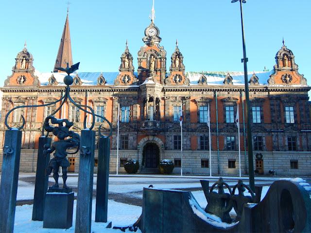 Ayuntamiento Malmo