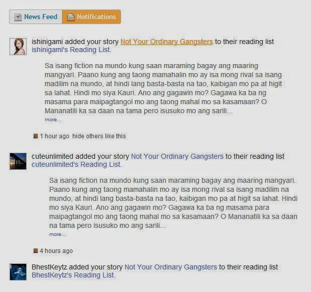 Happy Day: Wattpad Comments and Story Vote | Thought For Today