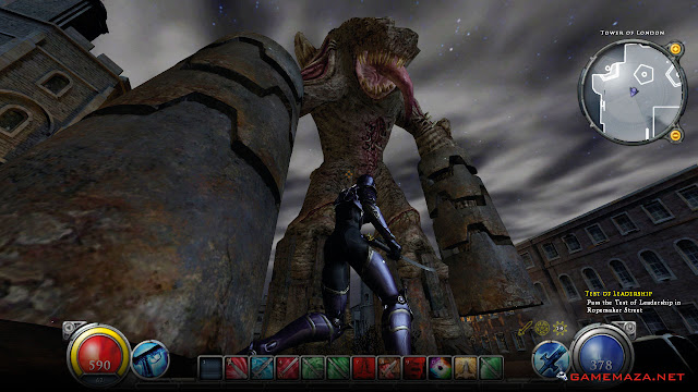 Hellgate London Gameplay Screenshot 4