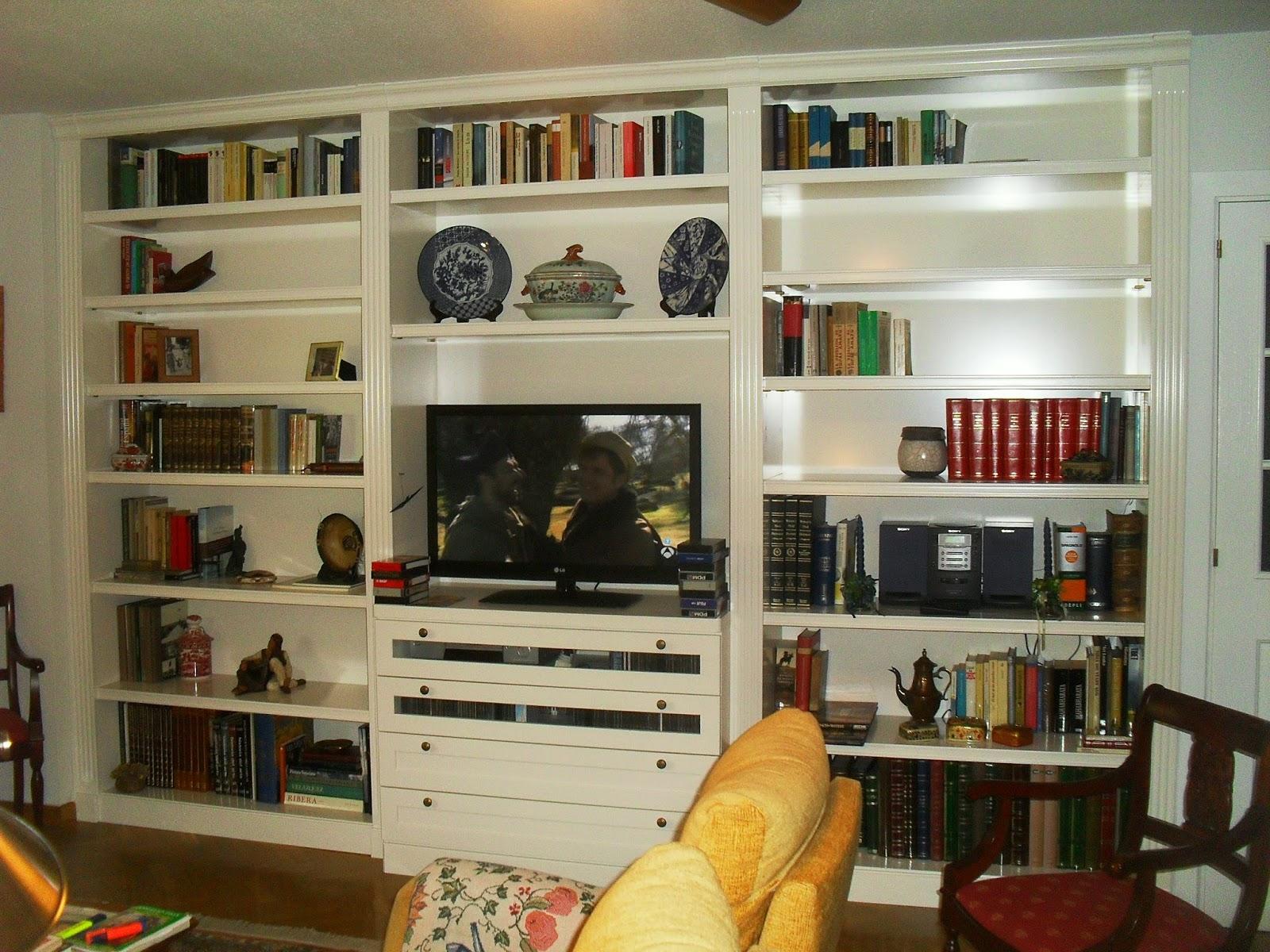 libreria a medida madrid mueble a medida 617075183