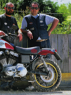 sportster scrambler by taddys hd 2005 article pag 2