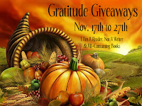 Gratitude Giveaways Blog Hop Stop!!!