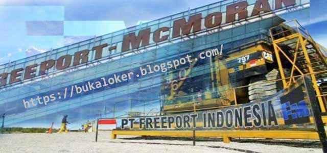 Pendaftaran Online Lowongan Kerja PT.Freeport Indonesia