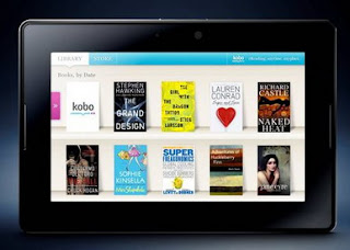 Kobo to be preloaded on PlayBook, adds BBM enabled Social eReader App