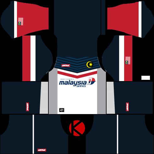 Malaysia Abstrax Kit Dream League Soccer