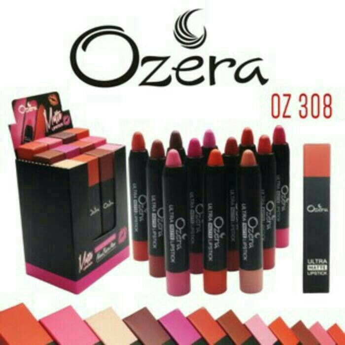 Ozera Lipstick Pencil Warna