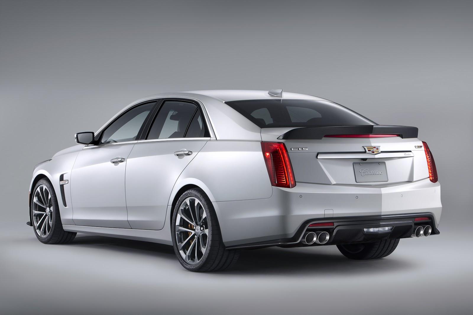 Cadillac Cts V Sedan