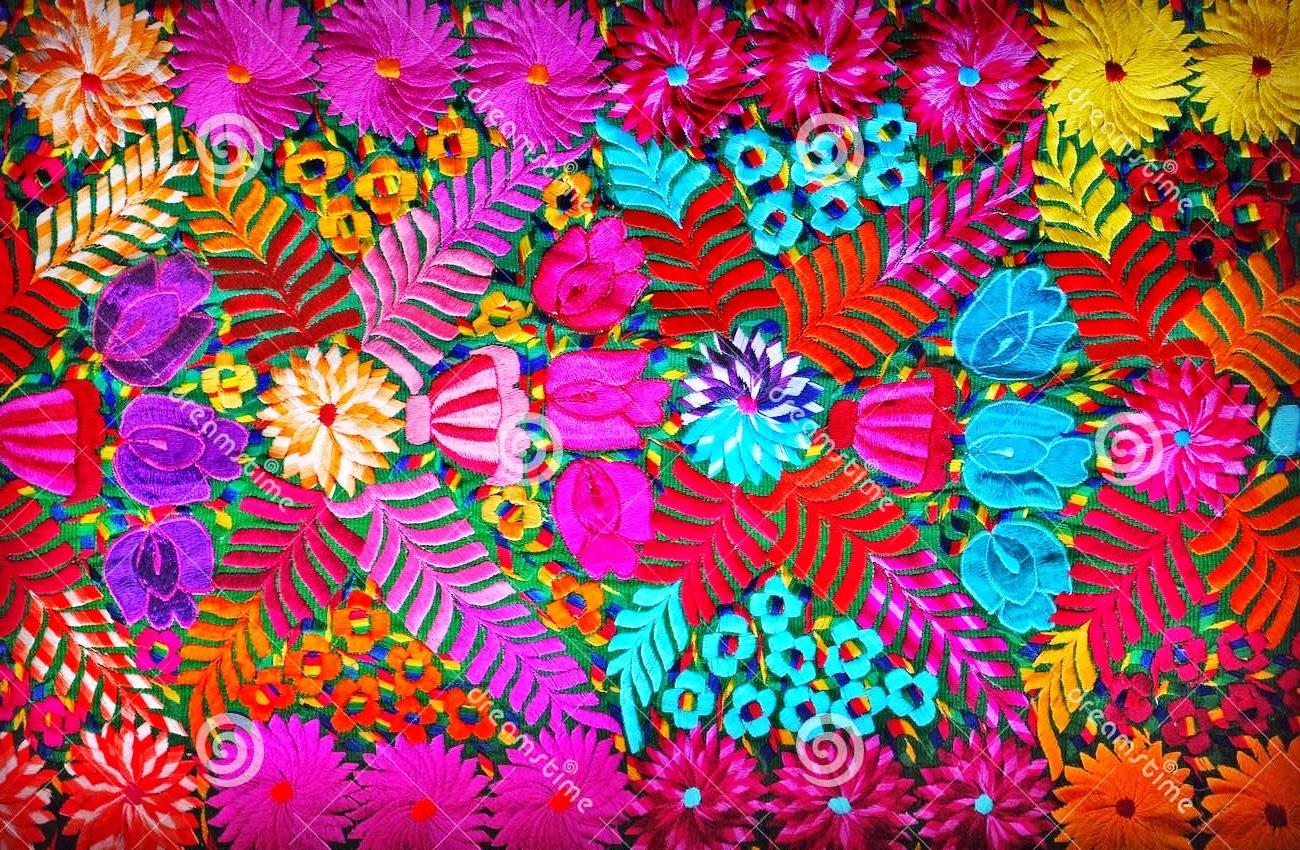 El Color Por La Ciudad Mexicanisima Aqui Esta El Alma Pintada