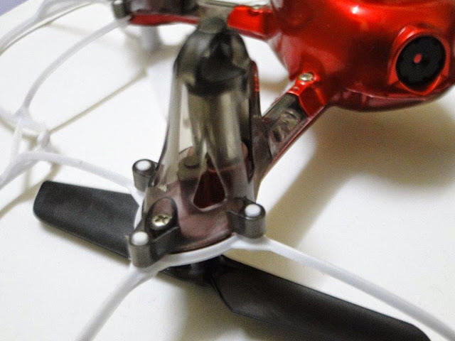 Syma X11C Quadcopter motor holders