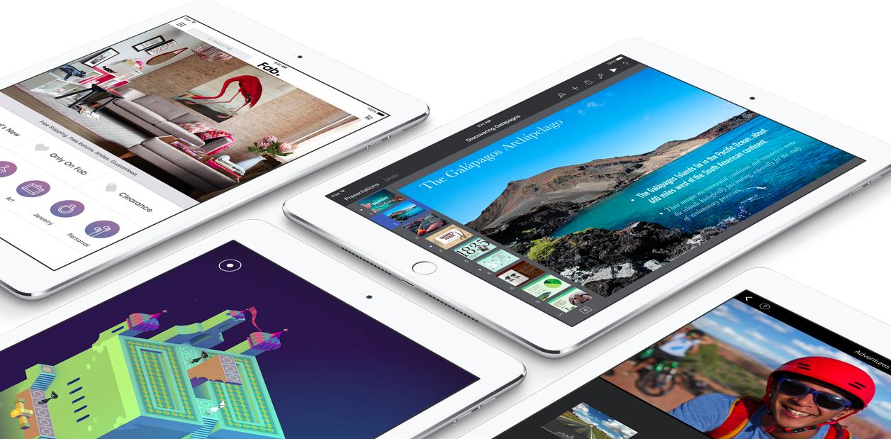 平板銷售危機?Apple財報:Mac銷售額首度超越iPad